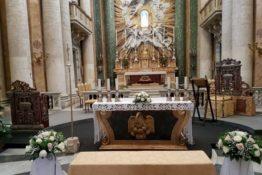 Svadba v zime v Ríme - JP1