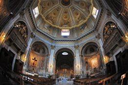 Kostol Rim - Santissimo Nome di Maria - prezent